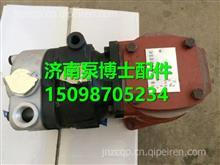 612600130023潍柴WD615工程车用STR168空压机