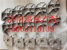 1000480294潍柴WP10H国四五六发动机配件大修空调压缩机管泵支架/1005109947