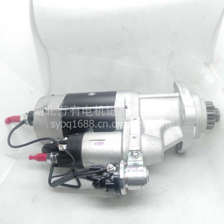 供适用于东风天龙ISZ原装全新5547577康明斯起动机 24V 8.5KW 12T/5547577    c5547577