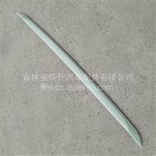 陕汽德龙X5000原厂保险杠下装饰条总成/DZ97189623065