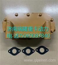 1640H-1303100A 玉柴6108G原厂机油散热器总成/1640H-1303100A