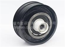 东风雷诺发动机曲轴扭振减震器总成/D5010222001