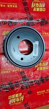 重汽曼发动机水泵皮带轮/201V06503-0384