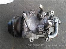 丰田锐志2.5冷气泵/发动机拆车件/锐志2.5冷气泵
