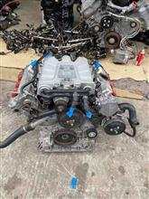 奥迪Q73.0T排量发动机进口货拆车件/奥迪Q73.0T发动机