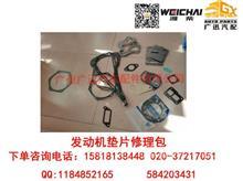 潍柴动力WD615发动机垫片修理包/612600900162