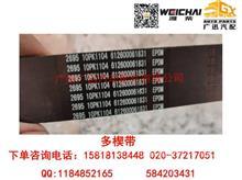 潍柴动力WD615多楔带/612600061831
