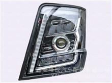 陕汽重卡德龙X5000 左前组合灯(LED/DRL)/DZ97189723351