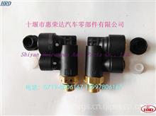 CRQ83616N5N7A F型三通快插管接头/CRQ83616N5N7A