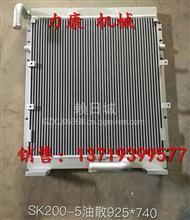 日立EX200-6水箱水泵节温器/EX200-5/6  6BG1T
