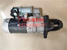 小松PC400-3/5启动马达6D125启动马达600-813-3912发电机/0-23000-7731
