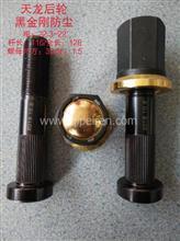 天龙/大力神 后轮螺丝 后轮胎螺丝 轮毂螺栓 轮胎螺栓