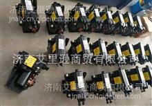 DZ1649820020陜汽特種車碼頭車駕駛室電動翻轉舉升泵