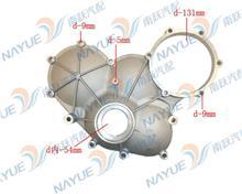 锡柴原厂齿轮室盖 WX490 SD485 SD490 1002073AB01-0000