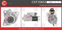 适用于加藤4D33/4D34系列HD512柴油机M8T60271起动机ME049186马达/M8T60271     M008T60271