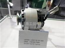 供应适用于洋马Yanmar发动机12V 40A发电机119128-77200充电机/119128-77200