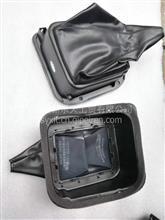 东风军车EQ1118G换挡杆防尘套皮革新款/51N-02042