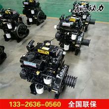 潍柴4105起动机启动马达4102ZY4柴油机24V马达优质厂家