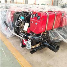 船用200马力6105增压发动机配齿轮箱 开沟机输送泵200千瓦200马力柴油机厂家配套/4100.4102.4105