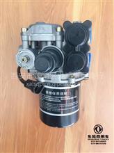 莱州新安达原厂东风莲花厢式货车超龙客车集成式空气干燥器总成/3543920-FF49110/3543010-KCJ01