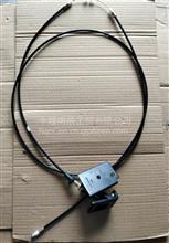 现货供应东风天龙KL面板锁拉线总成一手货源/5301615-C5100