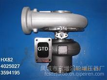 东GTD增;适用于Cummins PowerGen, Industrial With QSX15 Engine/HX82增压器3594195;4025393;工厂