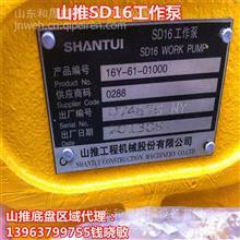 济宁山推SD16工作泵 液压泵 转向泵 变速泵 双联泵 回油泵代理/山推工厂地址