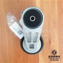 东风商用车原厂天龙天锦大力神风神DDI75/X7发动机风扇皮带张紧轮/1308040-E4200