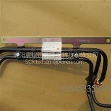东风天龙雷诺dci11低压油管总成,发动机油泵至滤芯进回油管/柴油电喷配件