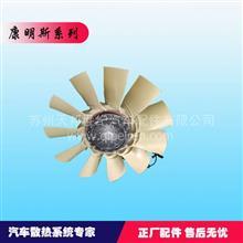 东风康明斯风硅油风扇离合器耦合器 1308060-T45H0  1308060-T45H0