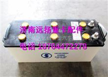 陕汽德龙新M3000配件135安-时标准蓄电池 /199100760064