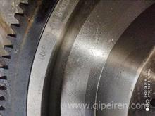 上柴6114B飞轮总成D06B-001-803/原厂发动机飞轮齿圈飞轮壳配件