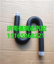 DZ14251841107陜汽德龍X3000暖風水管(成型膠管)