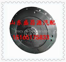 201-02301-6091 重汽MC11曼发动机飞轮总成带齿圈带飞轮导向轴承