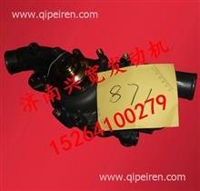 612630060871潍柴发动机水泵分总成
