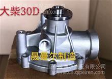 1307010/11-30D大柴道依茨发动机水泵/1307010/11-30D