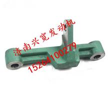 VG1246080043重汽D12发动机油泵辅助托架/VG1246080043