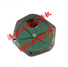 VG2600010830重汽豪沃D10发动机空压机齿轮盖