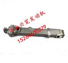 AZ1095110058重汽EGR发动机排气管/AZ1095110058
