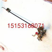 WG1642340014中國重汽豪沃車門鎖體總成左車門鎖體HOWO鎖/WG1642340014