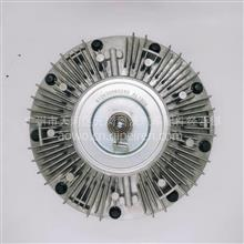 北奔德龙天龙欧曼华菱斯太尔红岩潍柴重汽硅油风扇离合器风扇头/612630060285