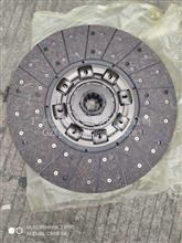 东风天龙康明斯245马力DS430推式离合器片从动盘总成/3967126