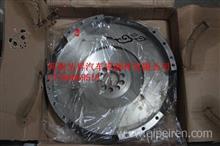 五十铃CYH51Y搅拌车泵车拉式飞轮总成1-12331418-0A2/原厂发动机飞轮齿圈飞轮壳配件