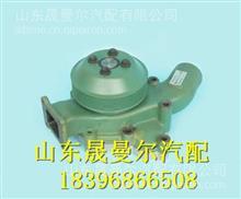 1307010-81DY一汽解放WX6DM2锡柴发动机水泵总成/1307010-81DY