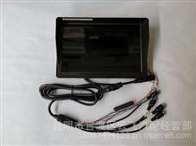 厚朴客货车行车记录仪360全景四路监控10.1寸带声控一体机/HP-P2 10.1寸 声控一体机24V通用