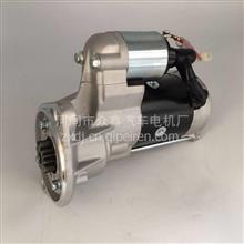 4JB1起动机 4JA1起动机 福田493起动机 E049361000002