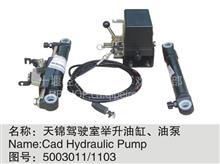 天锦驾驶室举升油缸,油泵 东风原厂配件一手货闪电发货/5003011 1103