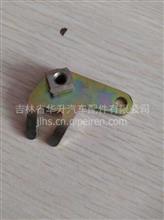 陕汽德龙F2000右车门锁机构内支架/81.62641.0086