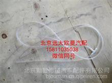 福田欧曼  洗涤壶水管总成/1B24952508004