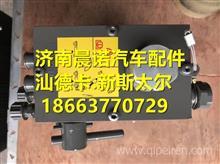 811W41723-6004汕德卡C7H快插電動泵駕駛室舉升泵